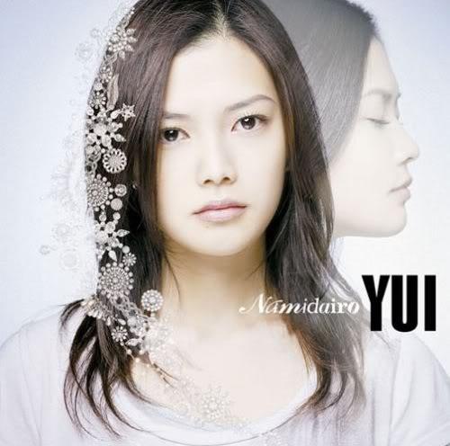 Discografía de YUI en DD Namidairo28CDDVD29