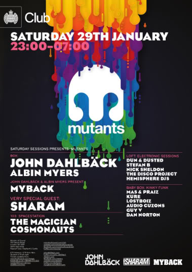 [lnd] Electronic Sessions Boat Party, Ministry Afterparty... 161210_SS_A3_Mutants2_fulllineup12