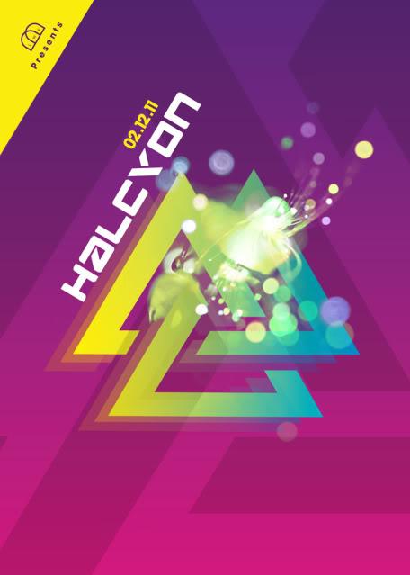 HALCYON - Hallucinogen Live & Astrix Live: DEC 2 - LONDON Fronthalcjul1