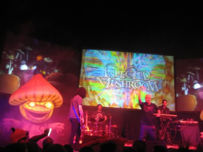 LWE and Halcyon present: Infected Mushroom Live in Concert - Im