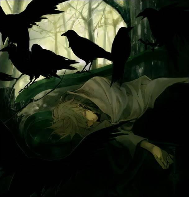 صور اولاد الانمي  Crows