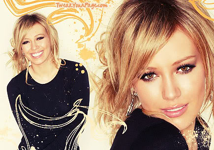 Вече и със чат Hilary-duff-network-banner-3