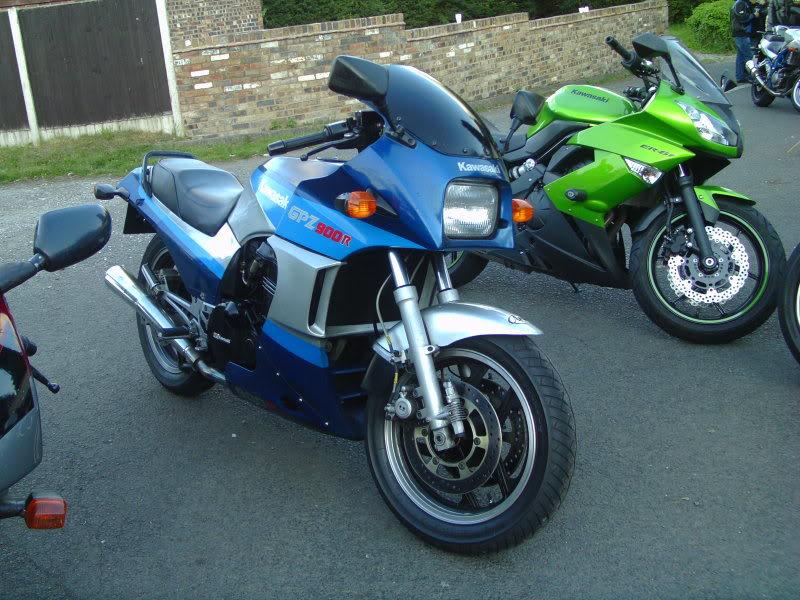 Bike meet near Bridgenorth...some lovely LC's! IMAG0362
