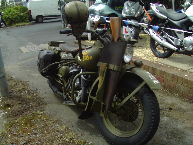 Yamaha day at the Motorcycle mart IMAG0230