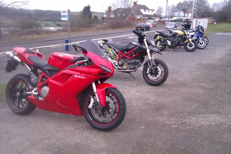 Quatford Bikers Cafe near Bridgenorth IMAG0105