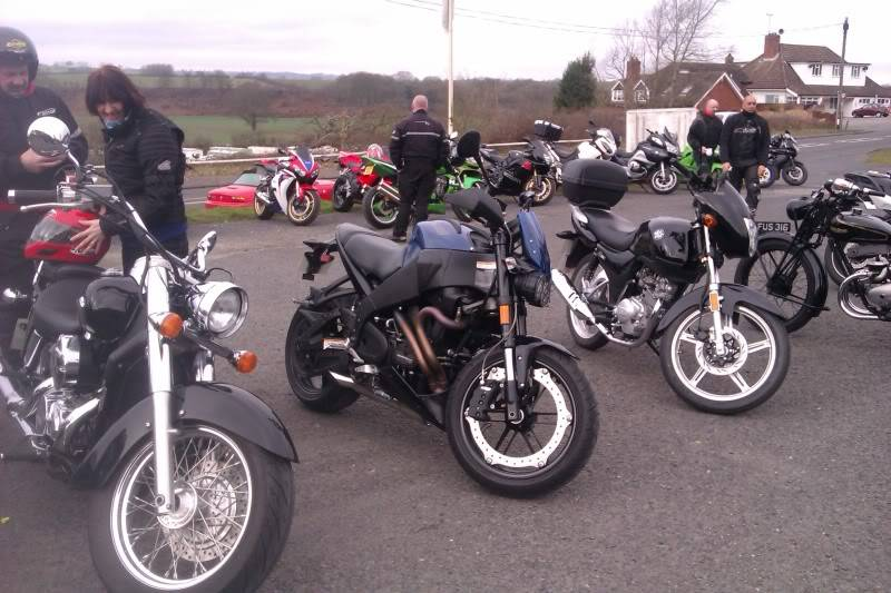 Quatford Bikers Cafe near Bridgenorth IMAG0124