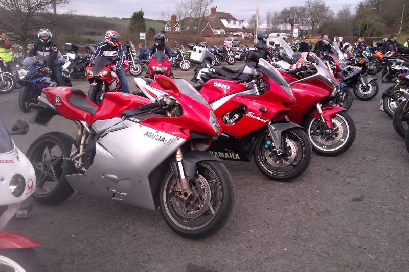 Quatford Bikers Cafe near Bridgenorth IMAG0140