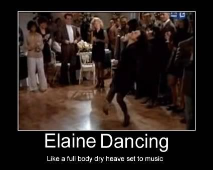 Demotivational posters Elainedance