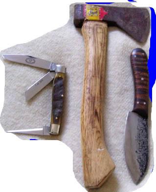 High-end noževi Nessmuk2copy