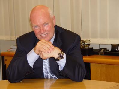 Interview de Jean-Claude BIVER Président de HUBLOT JCBiverPrsidentdeHUBLOT