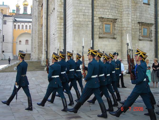 Ulysse Nardin célèbre un événement historique au Kremlin PARADEMOSCOU-2