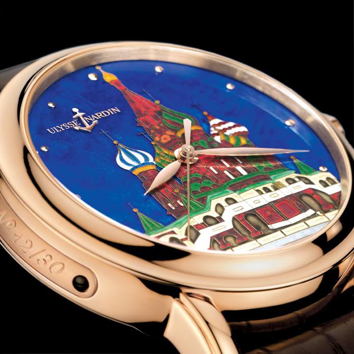 Ulysse Nardin célèbre un événement historique au Kremlin UN15det_136-11_KREM