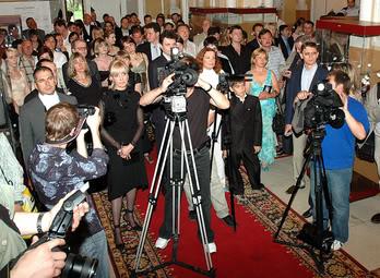 Ulysse Nardin célèbre un événement historique au Kremlin UN19
