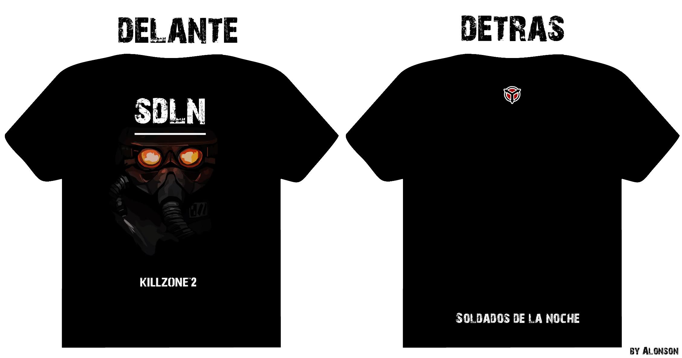 [PROPUESTA] Camiseta para el clan Camisetaclanv7