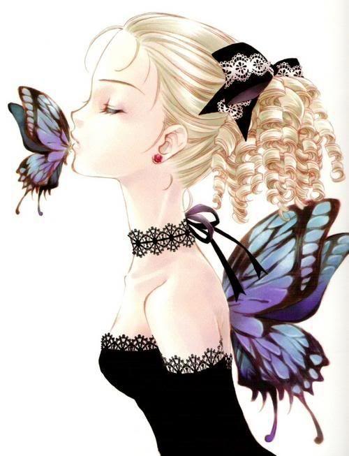 My People no mel. Butterfly