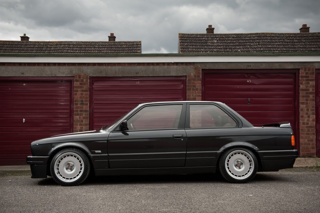 The latest with the E30 project. DSC_2580