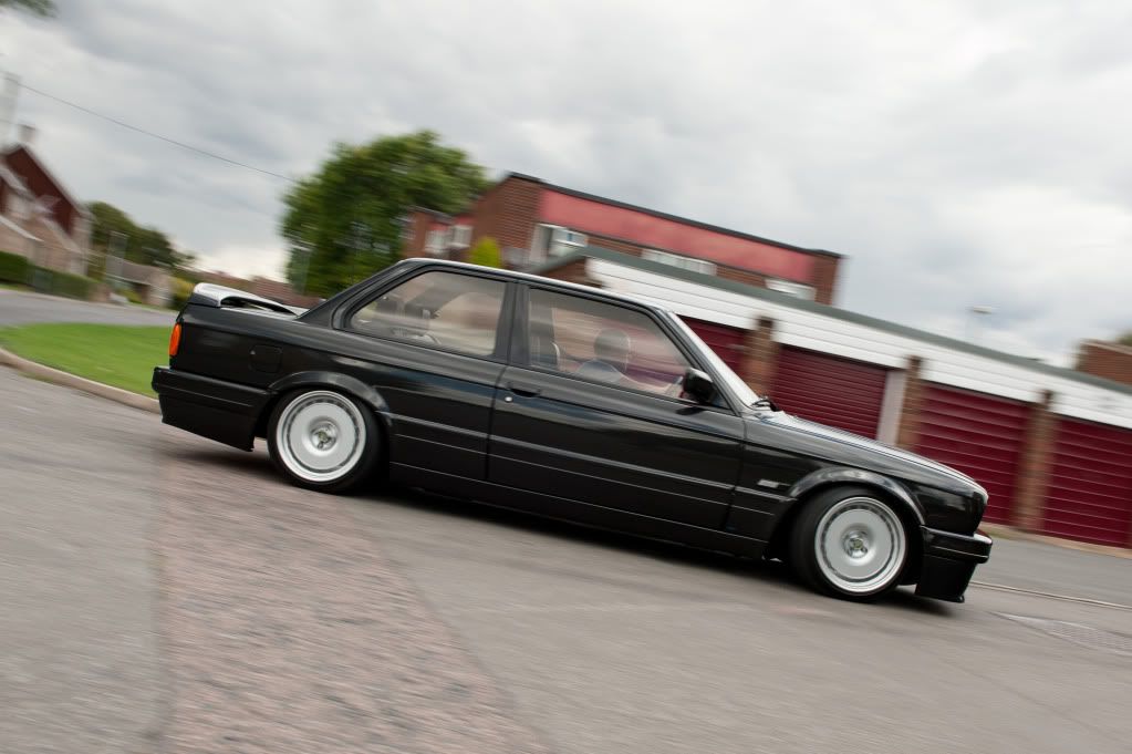 The latest with the E30 project. DSC_2657