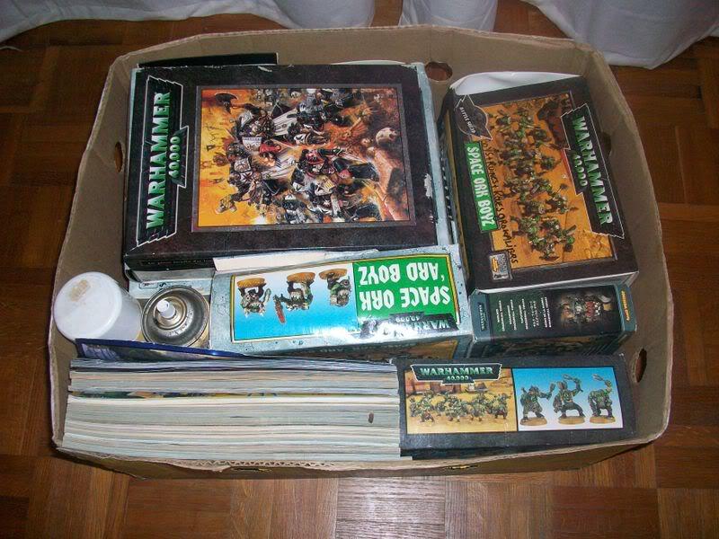 Wharhammer et Warhammer 40K! Victorya001