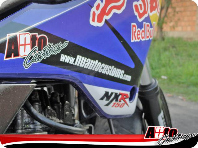 Igor Grillo - NXR 150 BROS NuAuto Customs Detail_05
