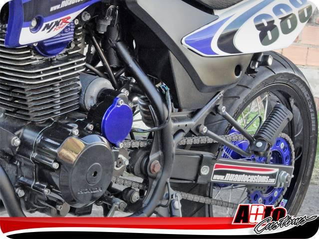 Igor Grillo - NXR 150 BROS NuAuto Customs Detail_10