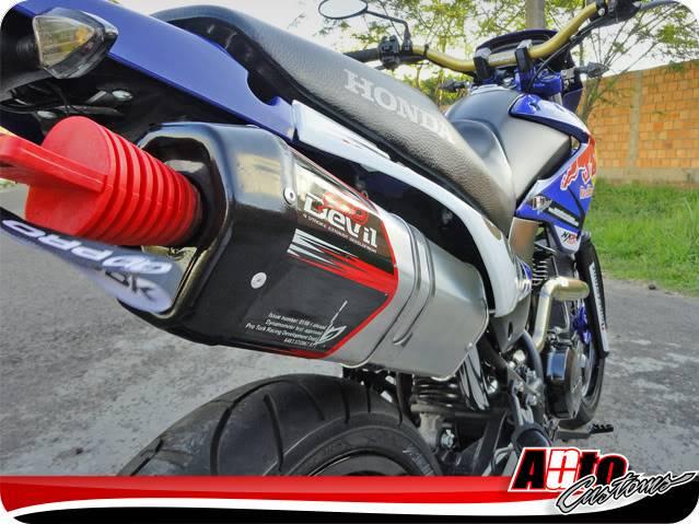 Igor Grillo - NXR 150 BROS NuAuto Customs Detail_11
