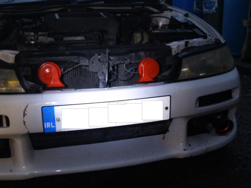 The site's first Ae101 Supercharged 8) PICT2395
