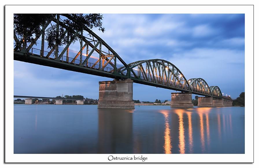 Istorija Beograda Ostruznicki-most