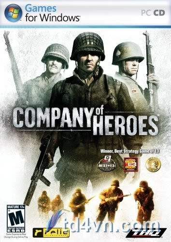 [MF] Company of Heroes Collection [2006-2009] Companyofheroes_pcboxboxart_160w