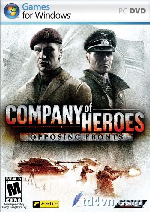 [MF] Company of Heroes Collection [2006-2009] Nofss4