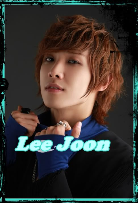 PERFIL ---Lee Joon --- Fortheegeg
