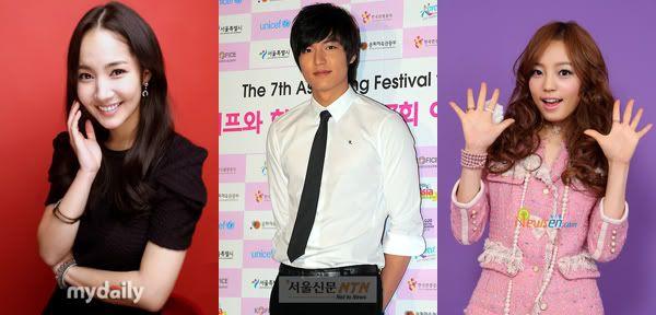 "Goo Hara (Kara) ""nhập hội"" cùng Lee Min Ho 14032011CineCity11"