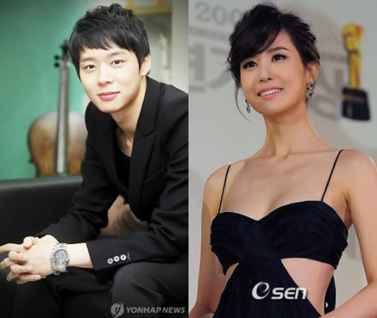 "Micky Yoochun (JYJ) cặp với Lee Da Hae để ""chọi"" với Lee Min Ho 16032011CineMicky12"