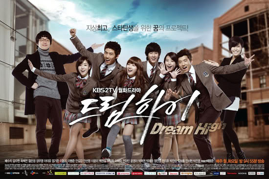 "Hé lộ phần 2 của bom tấn âm nhạc ""Dream High"" 17032011CineDream11"