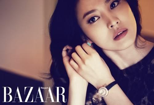 'Soi' style của 3 kiều nữ hot nhất xứ Hàn 20a4