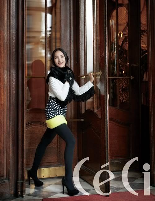 'Soi' style của 3 kiều nữ hot nhất xứ Hàn 20a5