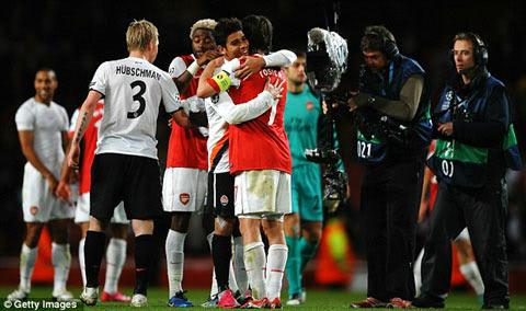 Tin hot nhất: Arsenal đại thắng trong ngày hội ngộ Eduardo  21a2