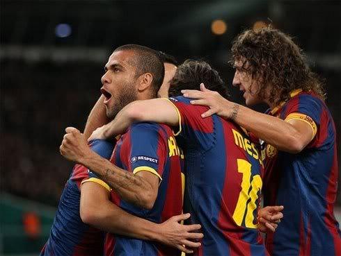 10 lý do để Barca có thể thắng trận kinh điển 26a3
