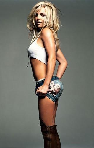 Britney Spears tiết lộ bí quyết giảm cân 26a6