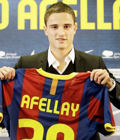 Nhân sự kiện Barca ký hợp đồng với Afellay: Bản tình ca mùa Đông 94d16e23c6568e