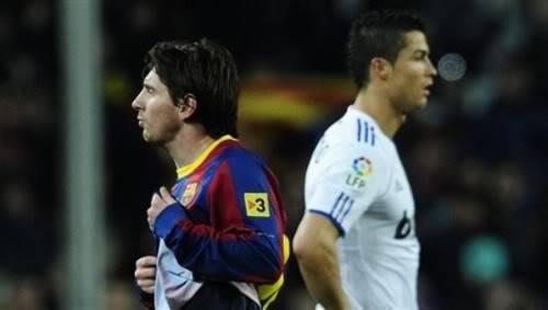 'Ronaldo không cùng đẳng cấp với Messi' 94d256ee918bbc