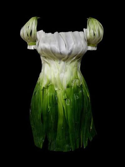 Những chiếc váy có thể..ăn được G3-1