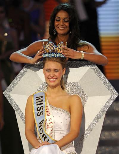 Tin nhanh trong ngày: Hoa hậu Mỹ Alexandria Mills là tân Hoa hậu thế giới  A1-4