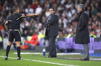 Những tính xấu của Mourinho: Tài đi đôi với tật A1811