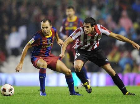 Ngôi sao Barca, Real là nạn nhân của lối đá thô bạo A29