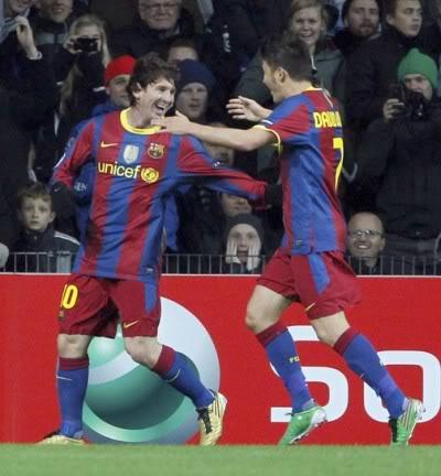 Tin mới: Getafe vs Barcelona: Công phá đấu trường Coliseum C1-2