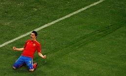 David Villa: Terry là đối thủ khó chơi nhất của tôi Davidvilla