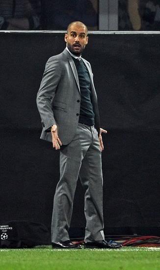 Guardiola thừa nhận học được nhiều từ Ibrahimovic  Guardiola