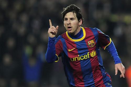 Messi  từ Zero tới Hero Mesi