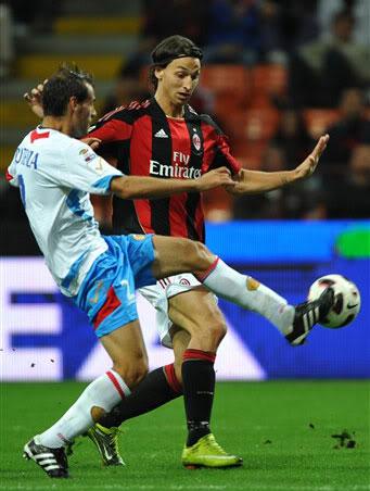 Milan nối dài mạch trận thất thường  Milan2