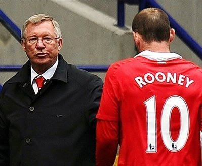 Wayne Rooney tái xuất Rooney20